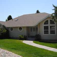 Rental info for Beautiful Home Backing Up To The Idaho Falls Co...