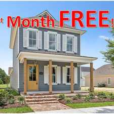 Rental info for 1st MONTH FREE!!! Brand new 3 bed 2 bath home in Carter Plantation Golf Resort Community:: $1,495.00