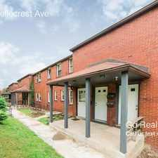 Rental info for 118 W Bellecrest Ave in the Carrick area