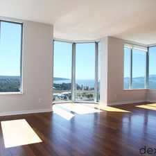 Rental info for 1005 Beach Avenue #2101 in the West End area
