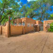 Rental info for Historic Downtown Santa Fe Home