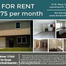 Rental info for 51 St. Mary - Unit G