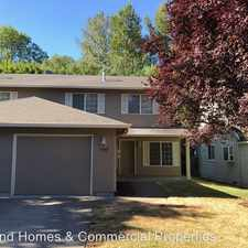 Rental info for 11587 SE Cranberry Drive
