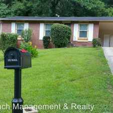 Rental info for 2338 Baywood Dr SE in the Browns Mill Park area