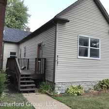 Rental info for 8205 Pennsylvania Avenue in the Patch area