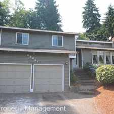 Rental info for 28941 12th Ave S