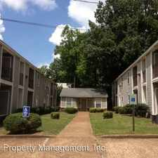 Rental info for 3609 MYNDERS #106 in the University of Memphis area
