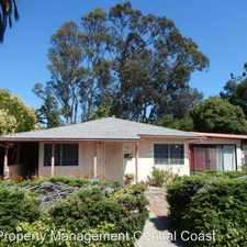 Rental info for 64 La Entrada Ave. in the San Luis Obispo area