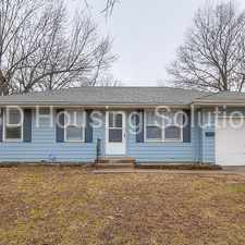 Rental info for Beautiful home - Finished basement with fireplace and bonus room in the Hickman Mills area