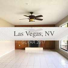 Rental info for House For Rent In Las Vegas. in the Rancho Oakey area