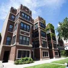 Rental info for 5128-5132 S. Cornell Avenue in the East Hyde Park area