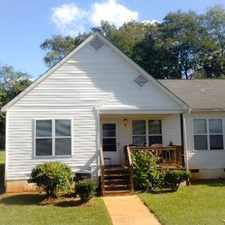 Rental info for Gorgeous 1 BR Senior Home Minutes From Uptown CLT in the Westerly Hills area