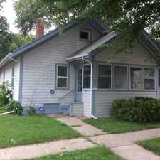 Rental info for 1518 Quincy St.