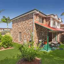 Rental info for Fantastic Townhouse in Prime Location! in the Brisbane area
