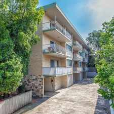Rental info for Low Maintenance, Top Floor Unit