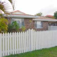 Rental info for Neat Lowset Four Bedroom Home! in the Brisbane area