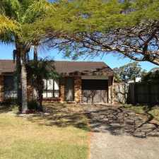 Rental info for Cosy 2 Bedroom Duplex In Paradise Point in the Gold Coast area