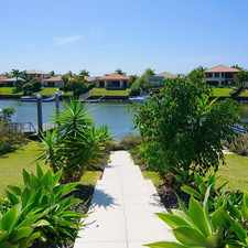 Rental info for LUXURY HOME IN GRACEMERE ESTATE in the Coomera area