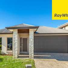 Rental info for 2 LIVING ZONES + AIR CONDITIONING in the Brisbane area