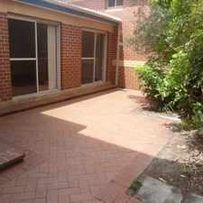 Rental info for MODERN THREE BEDROOM TOWNHOUSE TUCKED AWAY IN QUIET STREET!