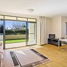 Rental info for A garden apartment offers easycare living and convenience