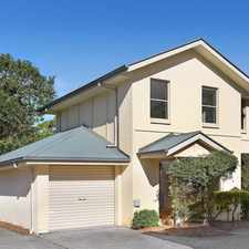 Rental info for Immaculate Bulli Townhouse $480 in the Woonona area