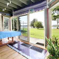 Rental info for WATERFRONT 2 BEDROOM FLAT in the Forster - Tuncurry area