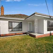 Rental info for Wonderful three bedroom home close to everything! in the Ballarat area