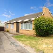 Rental info for Lovely 3 bedroom low maintenance home! in the Moorabbin area