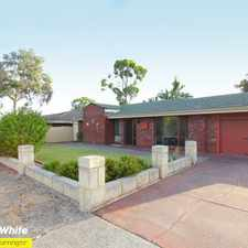 Rental info for FAMILY HOME IN GREAT LOCATION