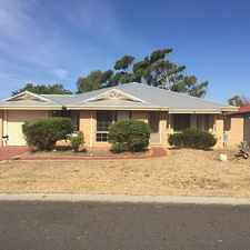 Rental info for LOOKING A FAMILY HOME? in the Mindarie area