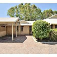 Rental info for IMMACULATE PRESENTATION in the South Guildford area