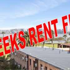 Rental info for 1st Weeks Rent Free