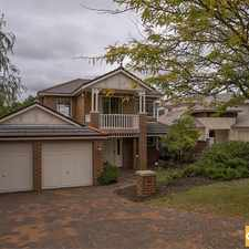Rental info for APPLECROSS FAMILY HOME!