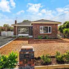 Rental info for GOLDEN OLDIE in the Shoalwater area
