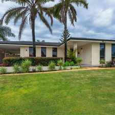 Rental info for Beautifully Presented Home in the Kallaroo area