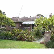 Rental info for BEAUTIFUL CHARACTER HOME