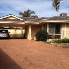 Rental info for Quiet Location in the Coogee area