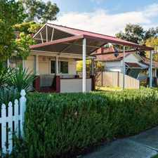 Rental info for PRICE REDUCED!! in the Perth area