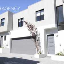 Rental info for Townhouse with roof top terrace!