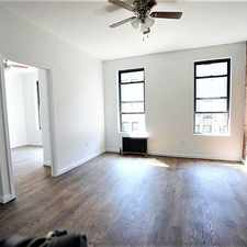 Rental info for 311 West 94th Street #6DD in the New York area