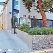 Rental info for 276 Alpine St # 7 in the Madison Heights area