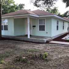 Rental info for 817 N B St in the 32501 area