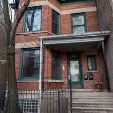 Rental info for N Damen Ave in the North Center area