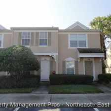 Rental info for 8230 Dames Point Crossing Boulevard North, Unit 407 in the Arlington Hills area
