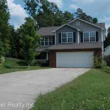 Rental info for 105 Ashmont Drive in the Kannapolis area