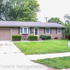 Rental info for 7924 N.E. 55th St. in the Gracemor-randolph Corners area