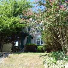 Rental info for 337 N Middle Street