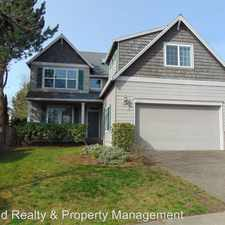Rental info for 12571 NW Millford St in the Portland area