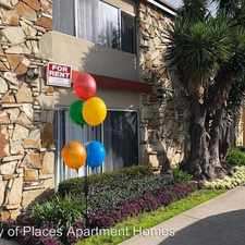 Rental info for 4237 E. 4th Street in the Long Beach area
